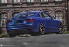 Audi RS5 - Quantum44 S4