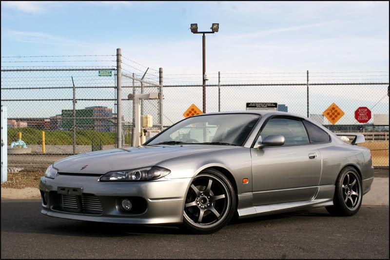 2000 Nissan 240SX | Silvia 1