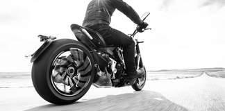 XDiavel - Wheel Shot