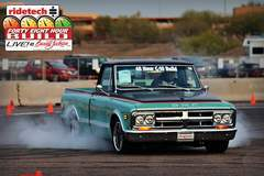 RideTech's 48 Hour C10 Build Sells for $82,500 at Barrett-Jackson