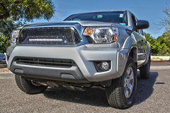 Rigid Industries LED Grille - Toyota Tacoma 2012-2013