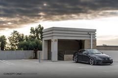 '13 Lexus IS250 on Concept One CS55's