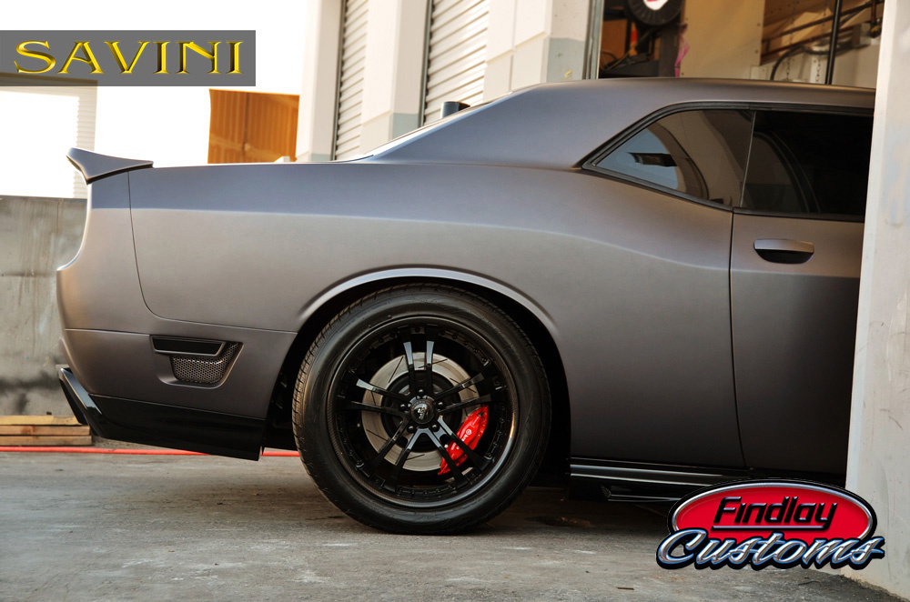 2013 Dodge Challenger | Findlay Customs Challenger