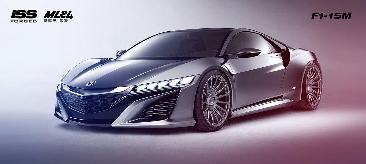 2015 Acura NSX | Acura NSX Concept