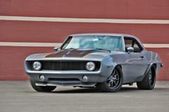 "Kip Murphy's Roadster Shop-Built ""Wraith"" '69 Camaro on Forgeline ZX3P Wheels"