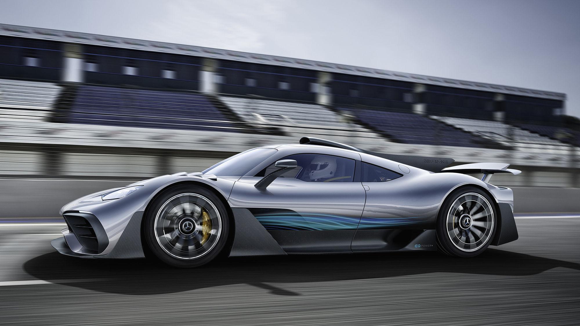 2018 Mercedes-Benz  | Mercedes-AMG Project One Concept Car