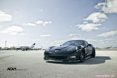 Corvette Z06  on  ADV10 Deep Concave wheels