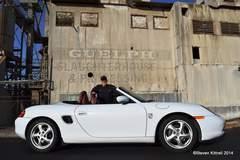 Dad and Porsche
