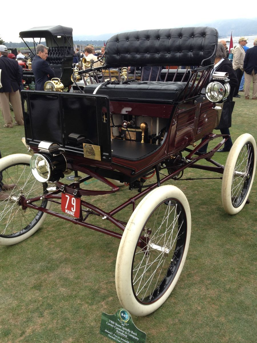 | Horseless Carriage