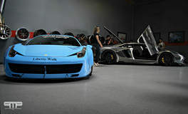 Ferrari 458 widebody