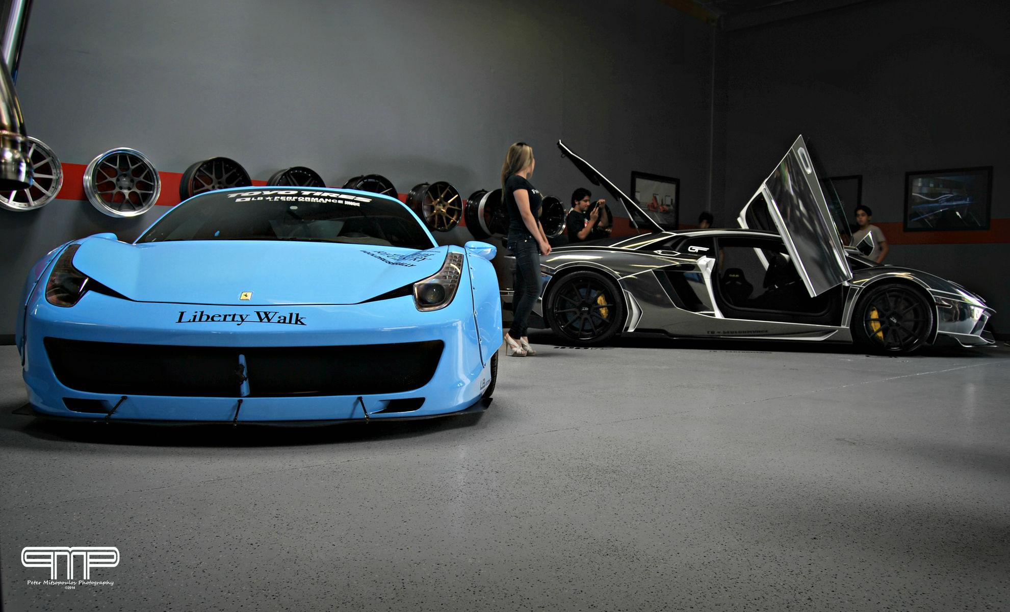Ferrari 458 Italia | Ferrari 458 widebody