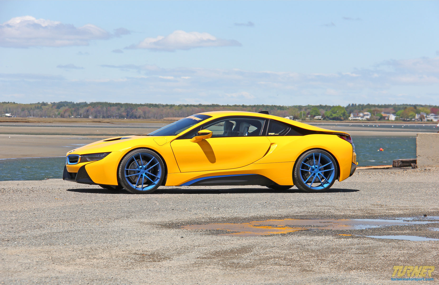 2015 BMW i8 | BMW i8 on Forgeline AR1 Wheels