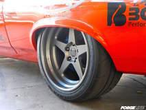 Billy Utley's B&B Classics Inc.-built '72 Nova on Forgeline FF3 Wheels