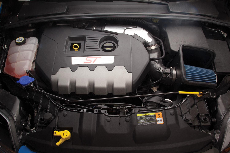 2013 Ford Focus ST | Rally STEngine