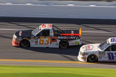 2015 Chevrolet Silverado 1500 | Leading the Way at Daytona
