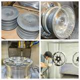 From Raw Forging to Masterpiece: The Making of a Forgeline One Piece Forged Monoblock Wheel