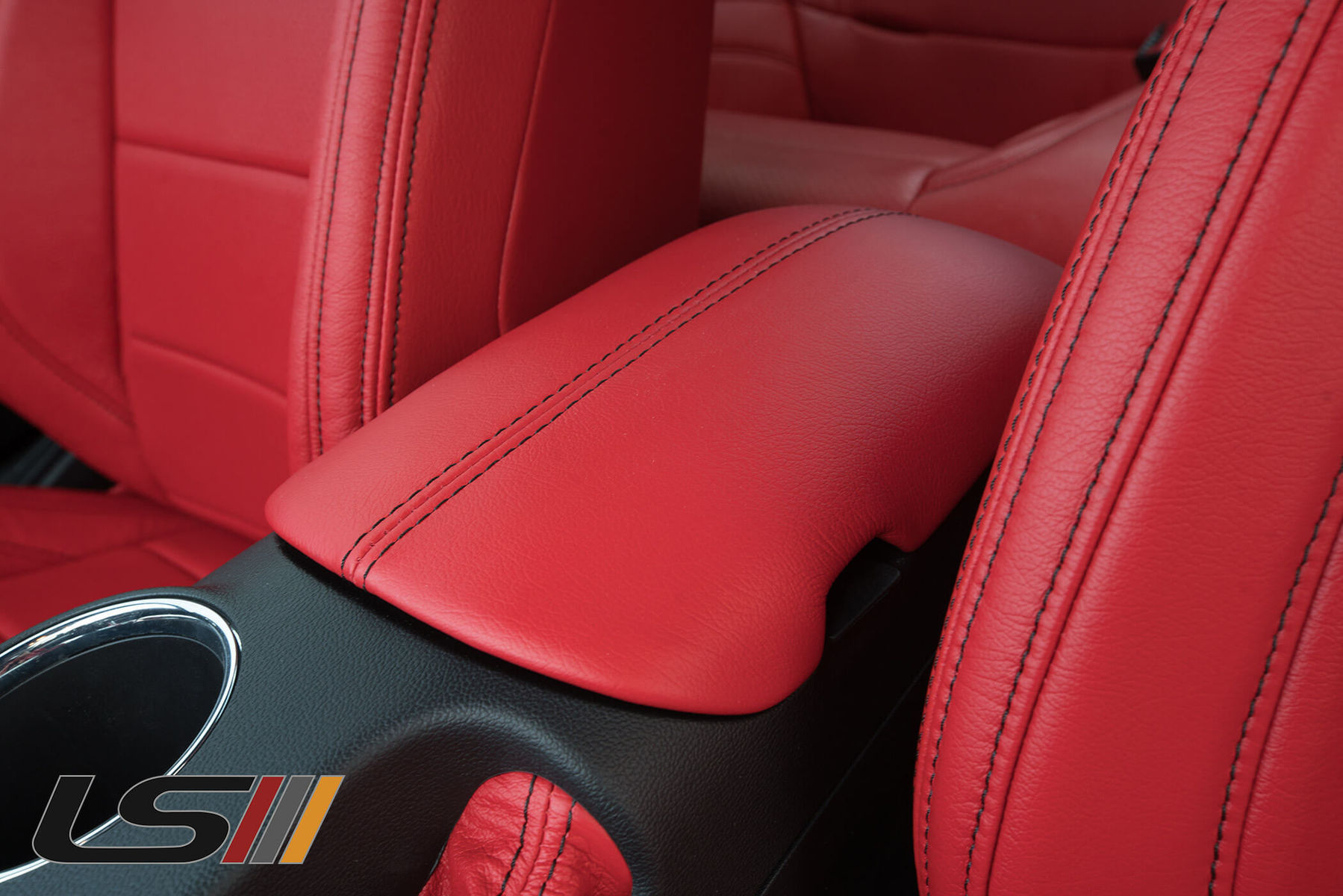 Admirable 2016 Mustang Gt Leather Interior By Leatherseats Com Squirreltailoven Fun Painted Chair Ideas Images Squirreltailovenorg