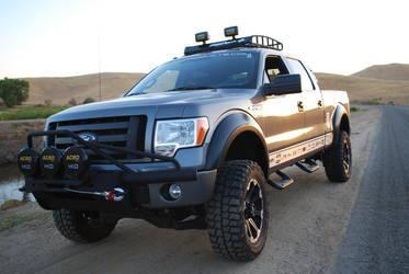 2009 Ford F-150 | Hellwig F150