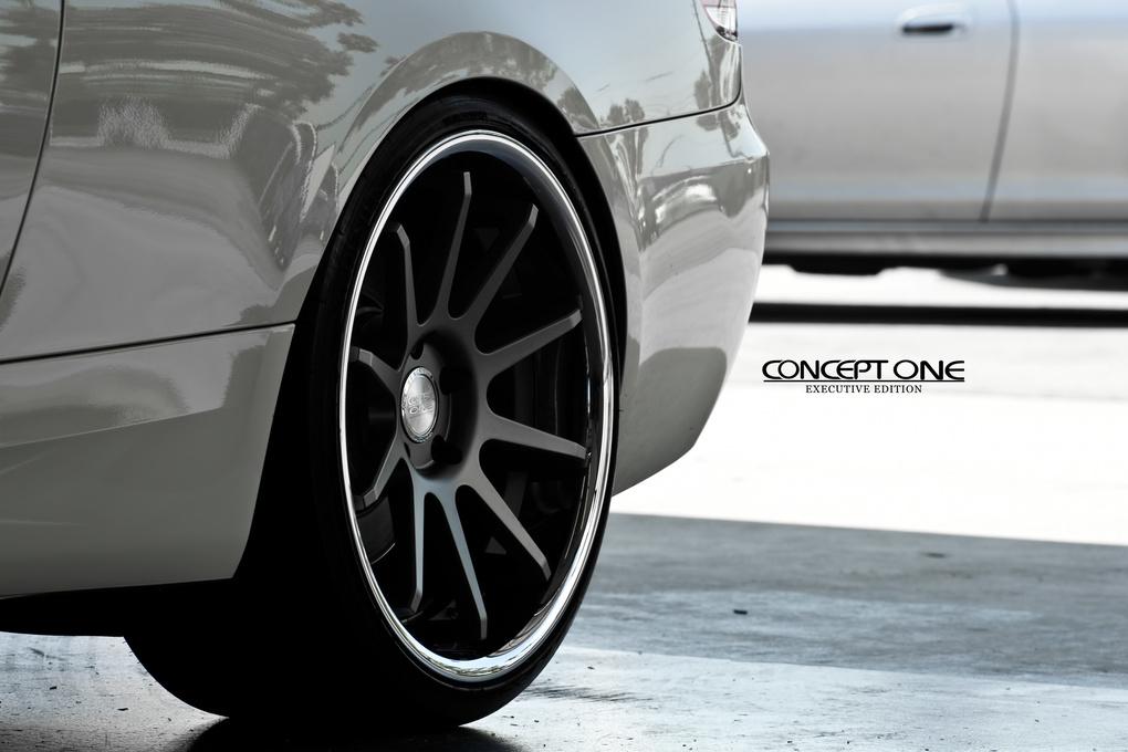 2011 BMW 3 Series | '11 BMW 328i on Concept One CS10's