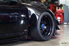 Speedconcepts Porsche 911 Turbo S on Center Locking Forgeline GA3R Wheels