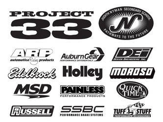 Project 33 Sponsors