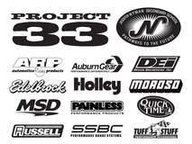Project 33 Sponsors