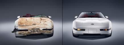 1 Millionth Corvette Restored