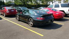 Spec'd 911 Turbo