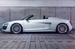 Audi R8 Spyder - ADV1 ADV10 Track Spec Advanced Series Wheels