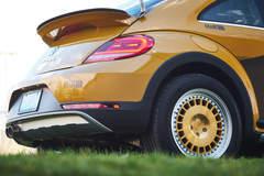 H&R 2016 Beetle Dune - Rotiform Wheels