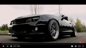 Video: NicKey Chevrolet 1000HP Supercharged 5th-Gen Camaro on Forgeline GZ3 Wheels