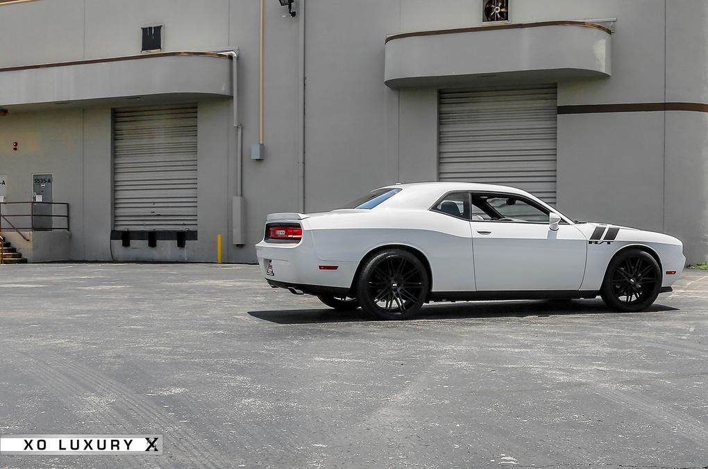 2013 Dodge Challenger | '13 Dodge Challenger on XO Milan's