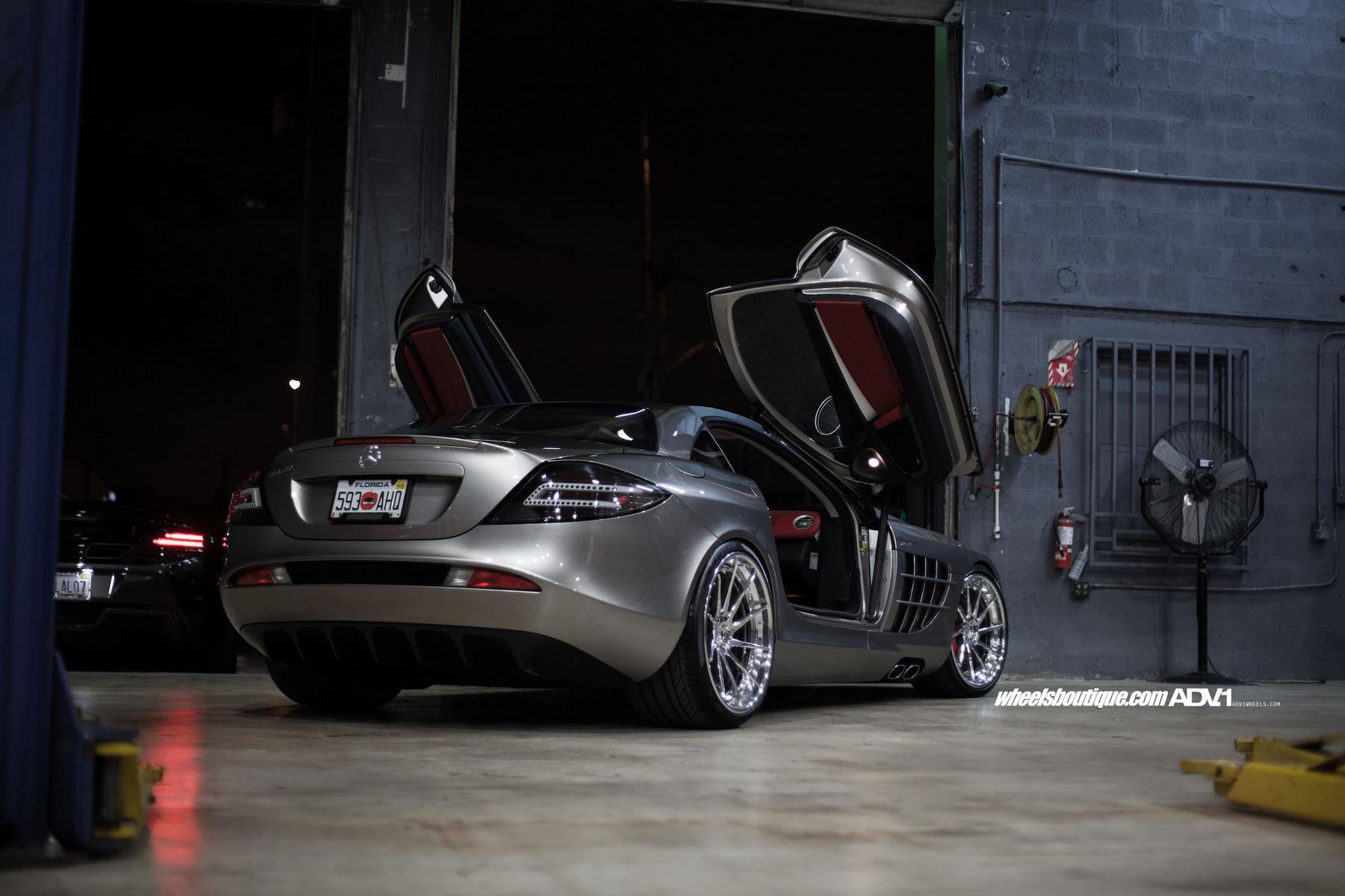 Mercedes-Benz SLR McLaren | Mercedes SLR McLaren