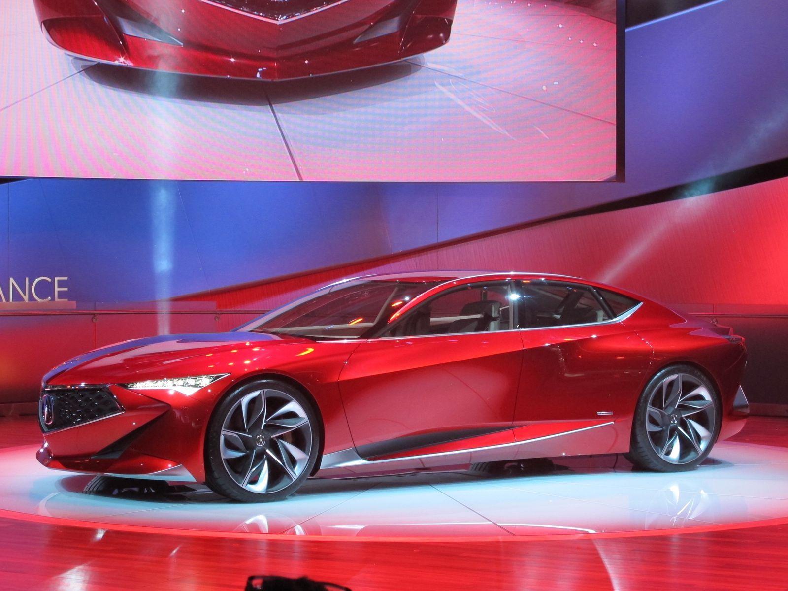Acura    Acura Precision Concept