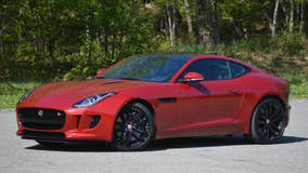 2016 Jaguar F-Type S Coupe Quick Spin