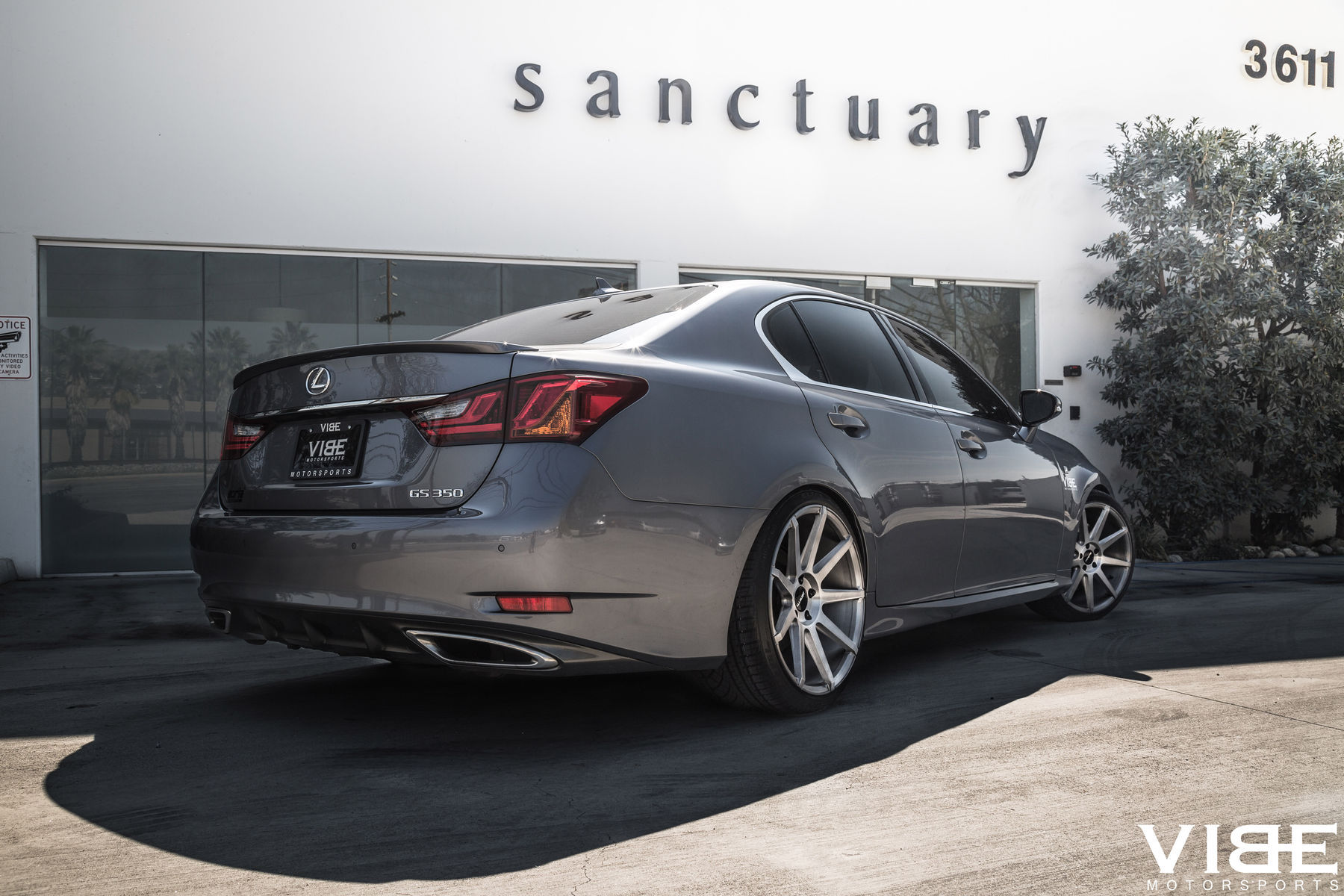 2015 Lexus GS 350 | Lexus GS350 F Sport Rocking The 20