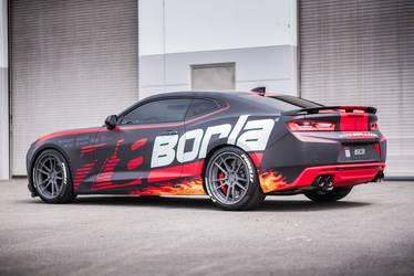 2016 Chevrolet Camaro | Borla Chevrolet Camaro SS - Supercharged - SEMA Build