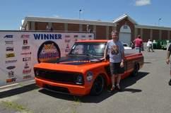 Bob Bertelsen Wins Goodguys MA on Forgeline CF3C Wheels