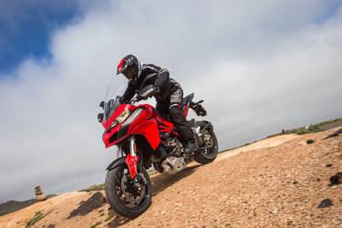 2015 Ducati Multistrada 1200 S | Multistrada 1200 S - Off-Road