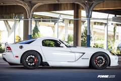Michael Arthur's Dodge Viper SRT10 on Forgeline GA3-6 Wheels