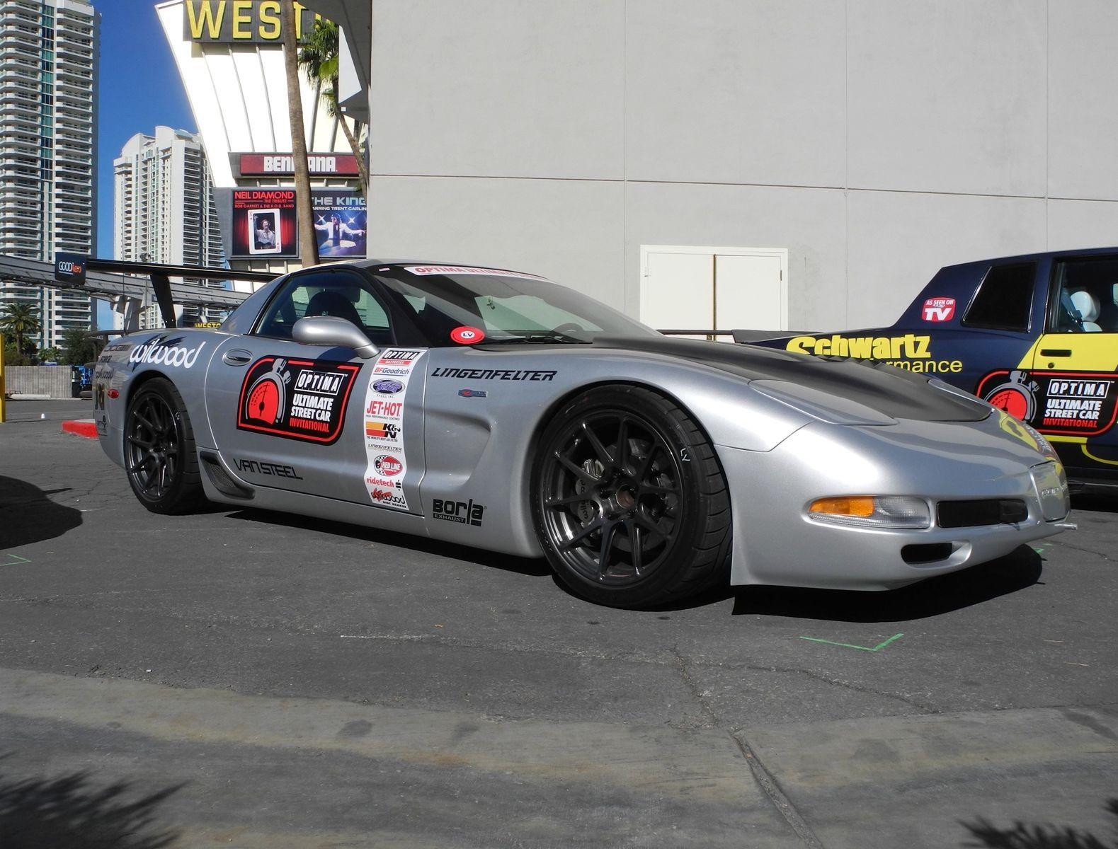 2002 Chevrolet Corvette | Karl Dunn's C5 Corvette on Forgeline One Piece Forged Monoblock