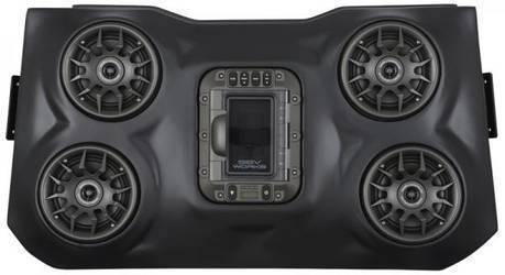 WP-RZ3O4 - Polaris RZR XP1000 - 15+ RZR 900 Bluetooth iPod 4 Speaker Overhead Weather Proof Audio System
