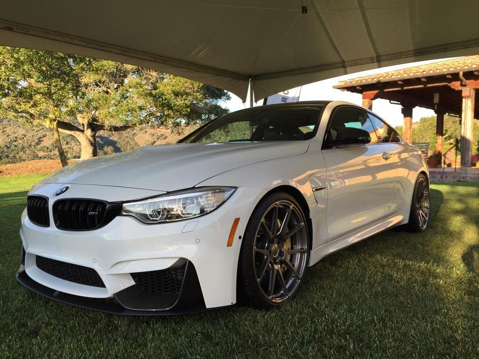 2015 BMW M4 | BMW Car Club of America 2015 COYD on Forgeline GA1R Wheels