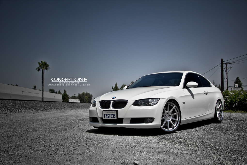 2012 BMW 3 Series | '12 BMW 335i on Concept One CS10's