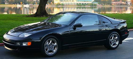 1992 Nissan 300ZX   The car of the century: Nissan 300zx