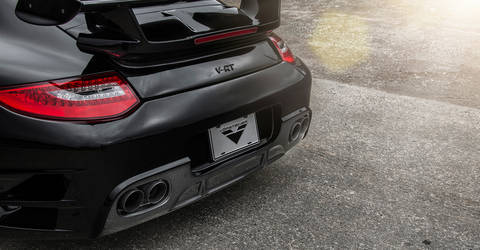 V-RT Rear Bumper