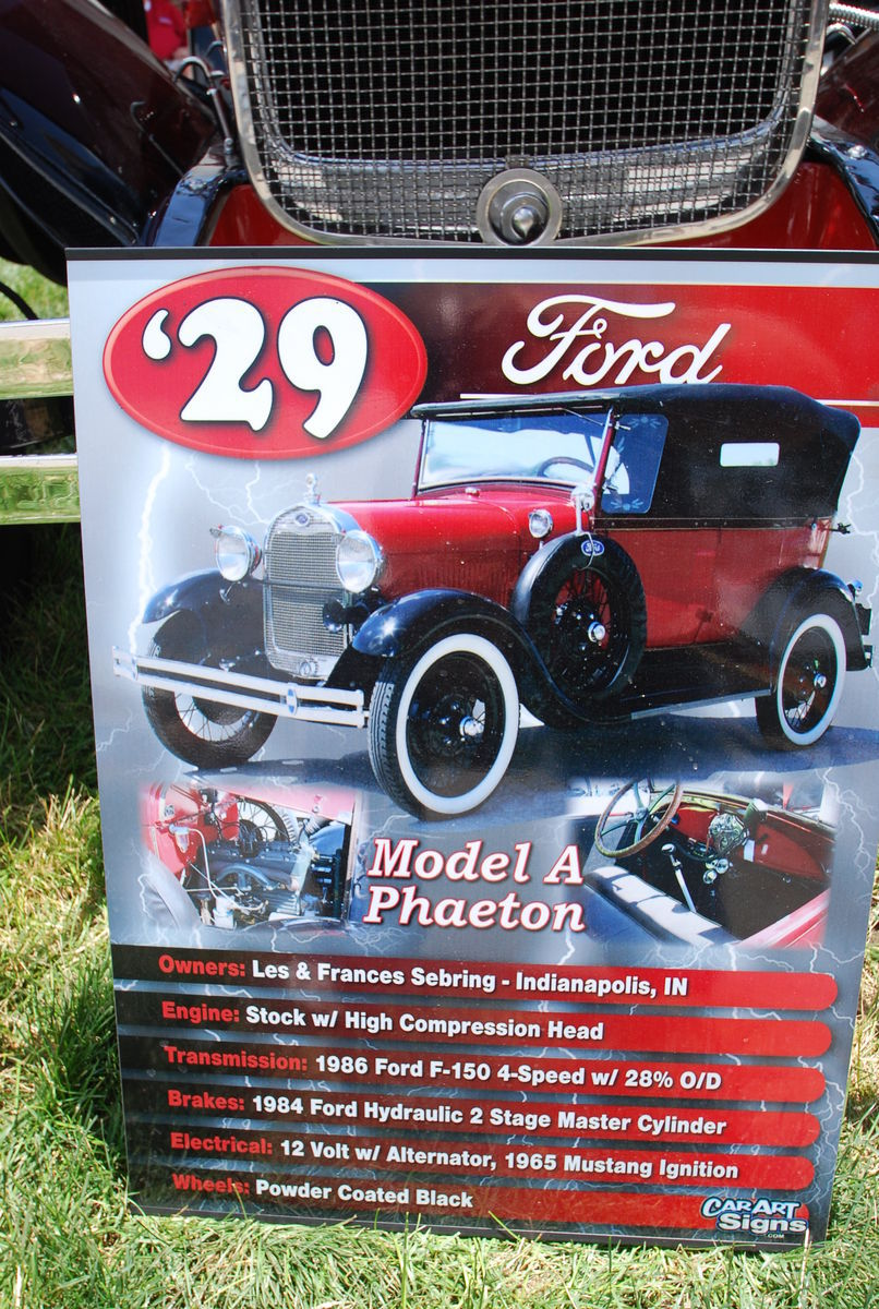 | 1929 Ford Model A Phaeton