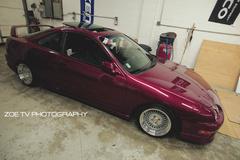 '00 Acura Integra on Klutch SL1's