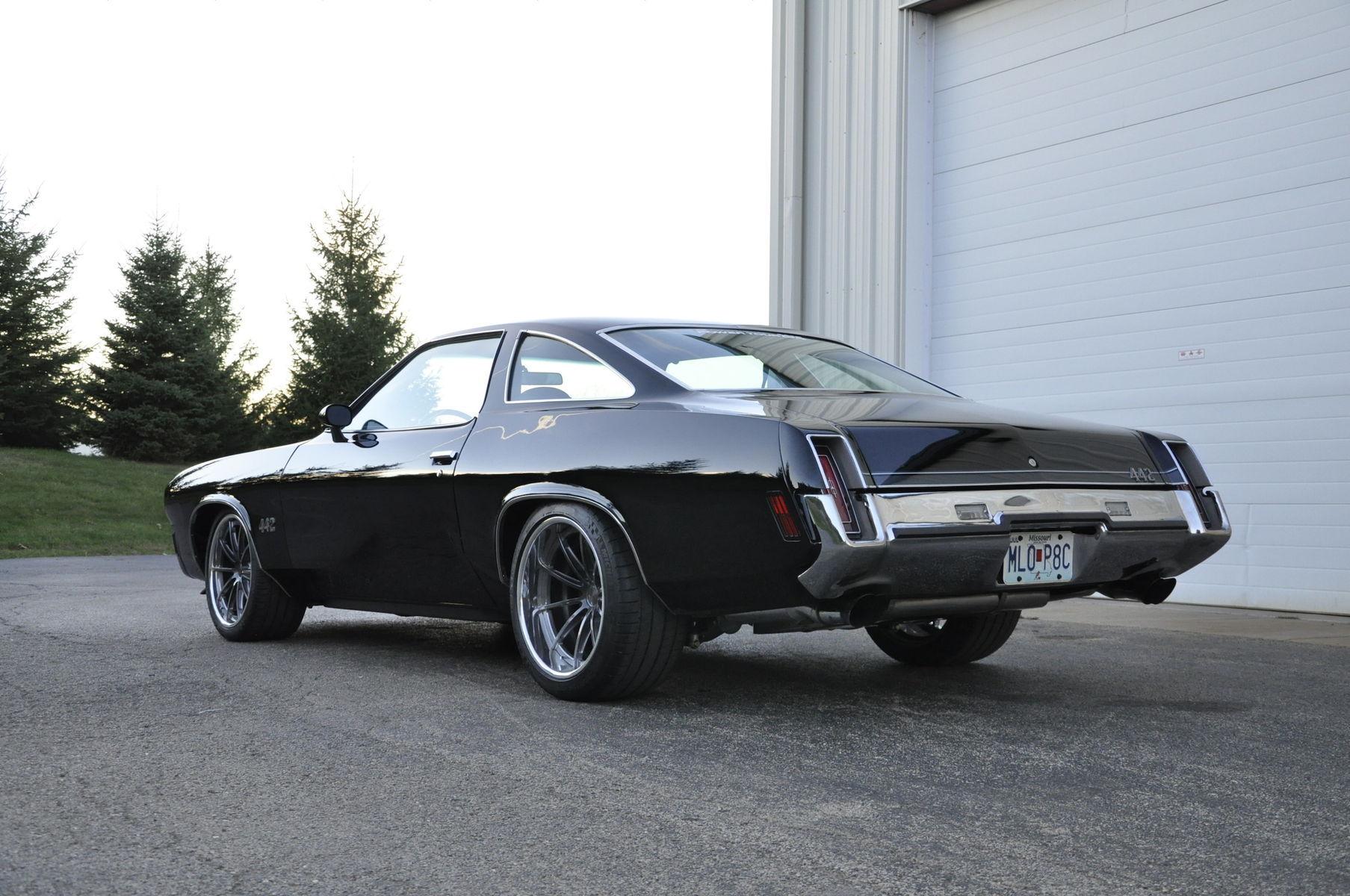 1973 Oldsmobile Cutlass | Schwartz Performance '73 Olds Cutlass on Forgeline GT3C Wheels