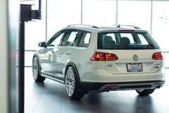 H&R 2017 Volkswagen Golf Alltrack